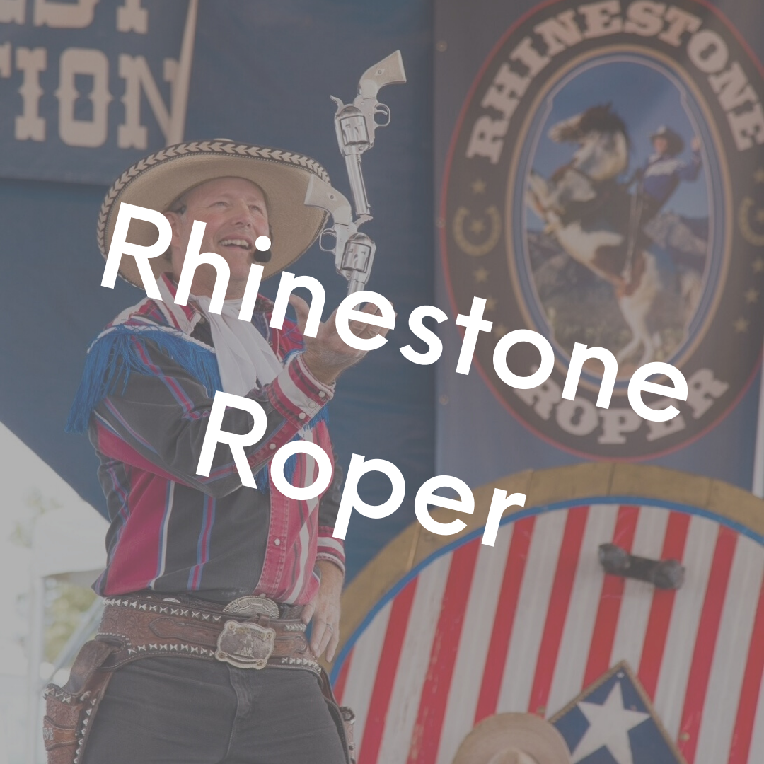Rhinestone Roper