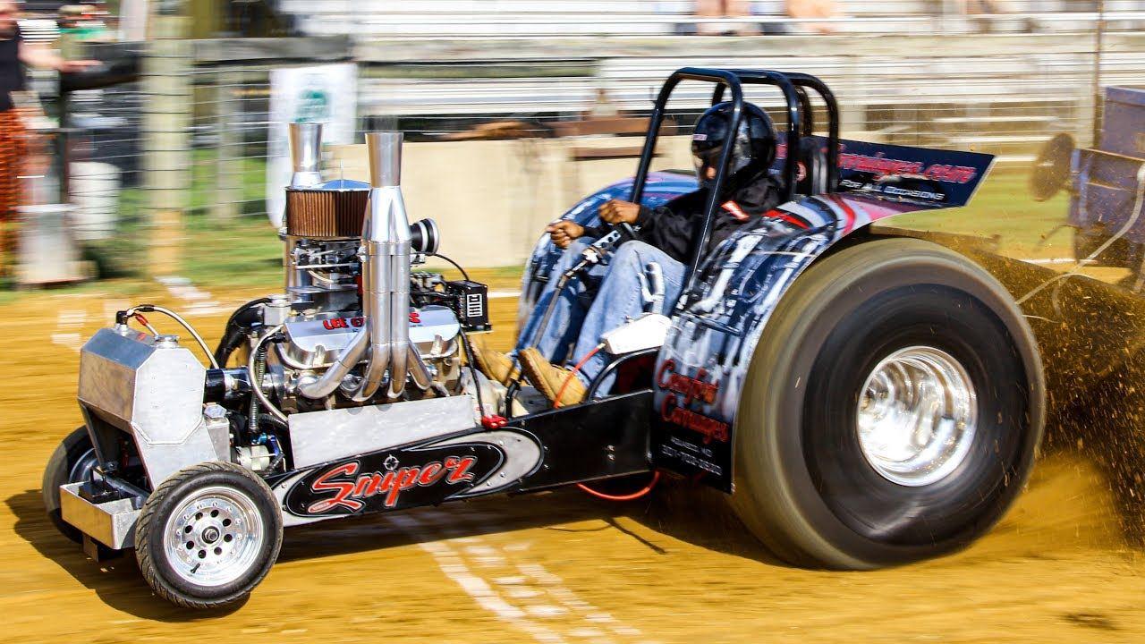 Mini Rods & Tractor Pull