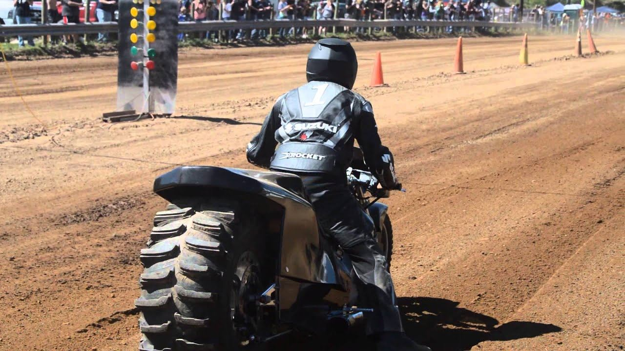 Flat Track Drags
