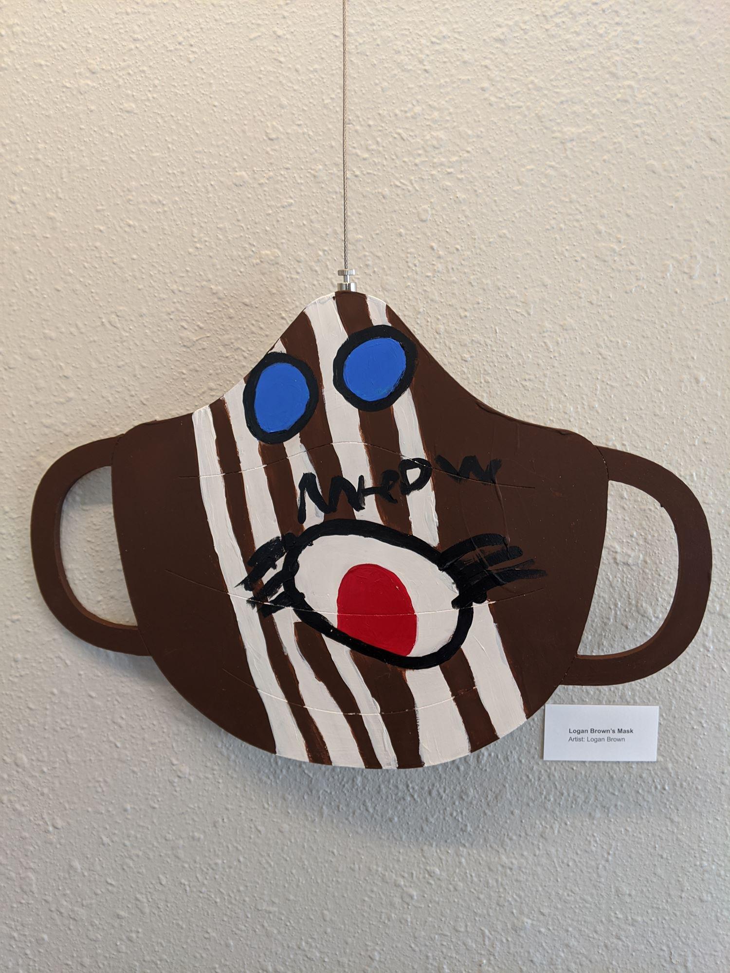 Logan Brown- Logan Brown's Mask