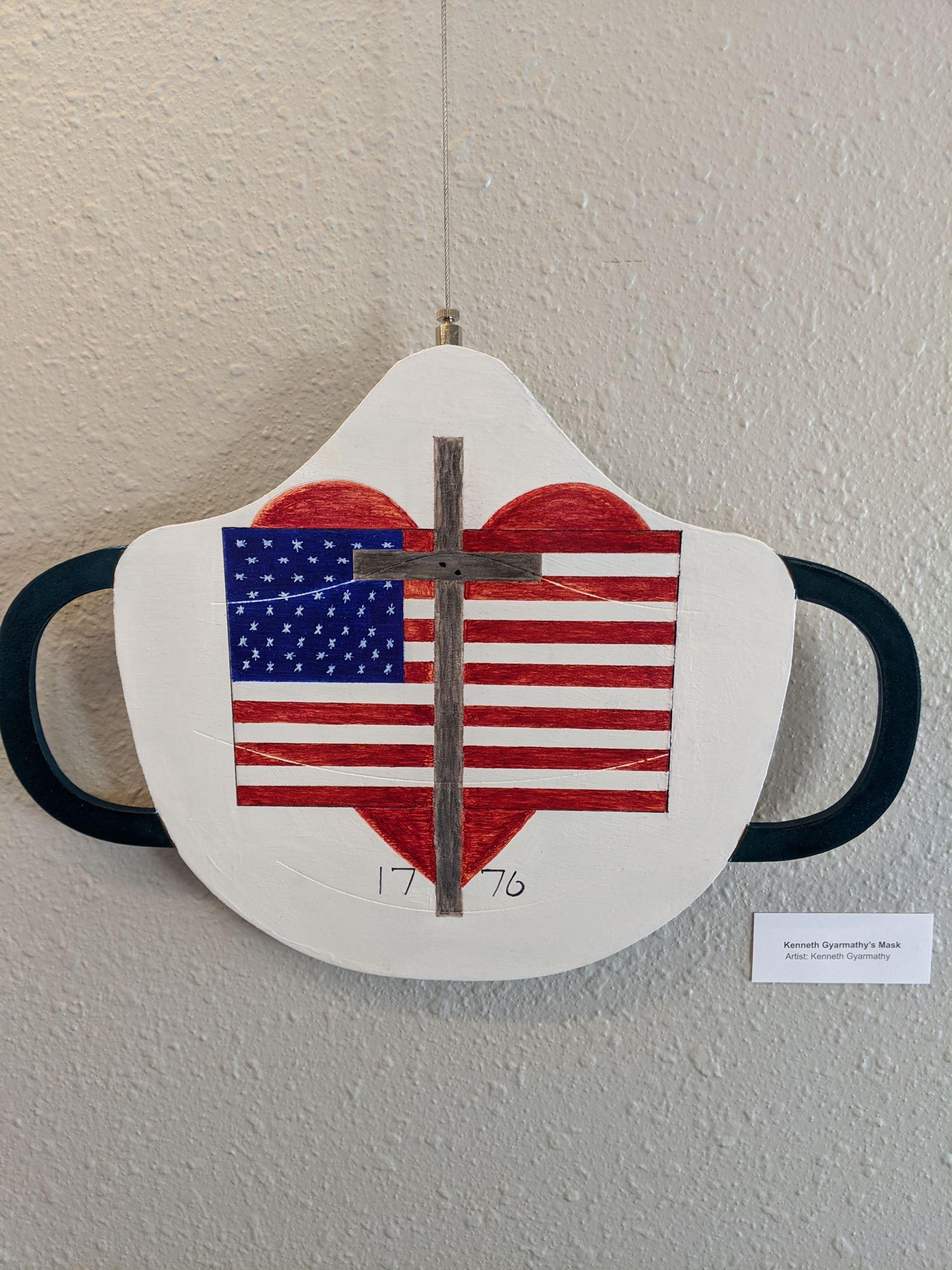 Kenneth Gyarmathy- Kenneth Gyarmathy's Mask