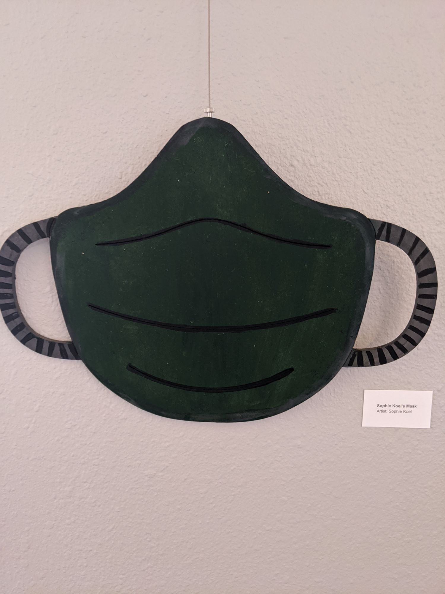 Sophie Koel- Sophie Koel's Mask