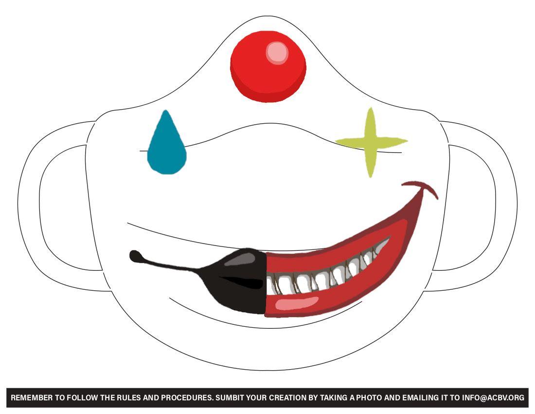 Maria Ehara- Maria Ehara's Mask