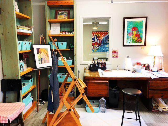 Chris Wilson: In-Studio Artist