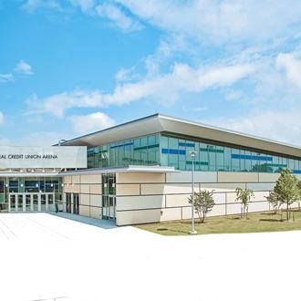 APGFCU Arena Exterior