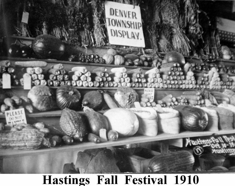 Adams County Fair, 1887