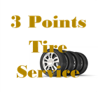 3 Points Tire