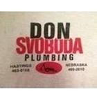 Don Svoboda Plumbing