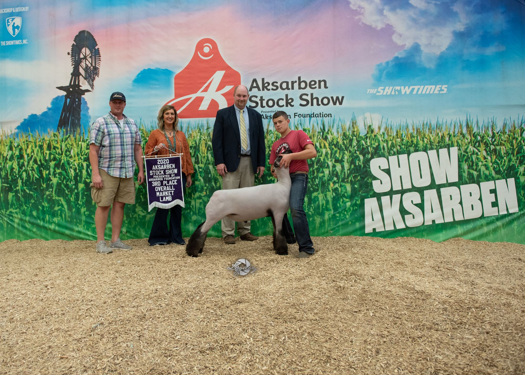 3rd Overall Market Sheep