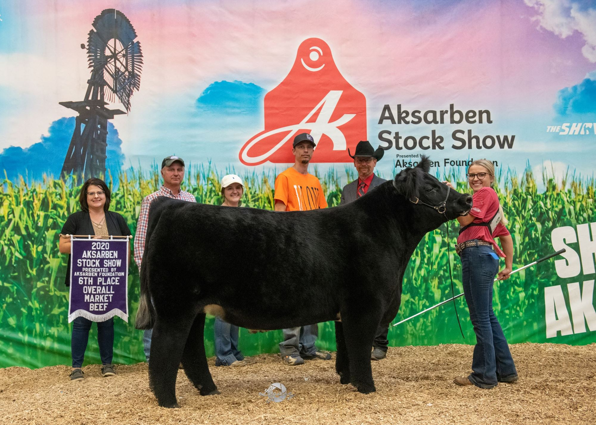 6th Overall Market Beef