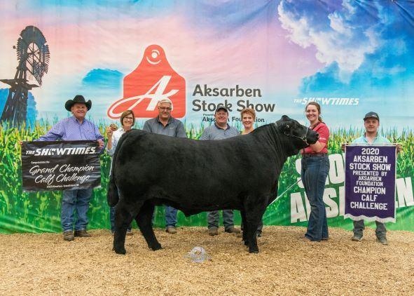 2020 Calf Challenge Champion