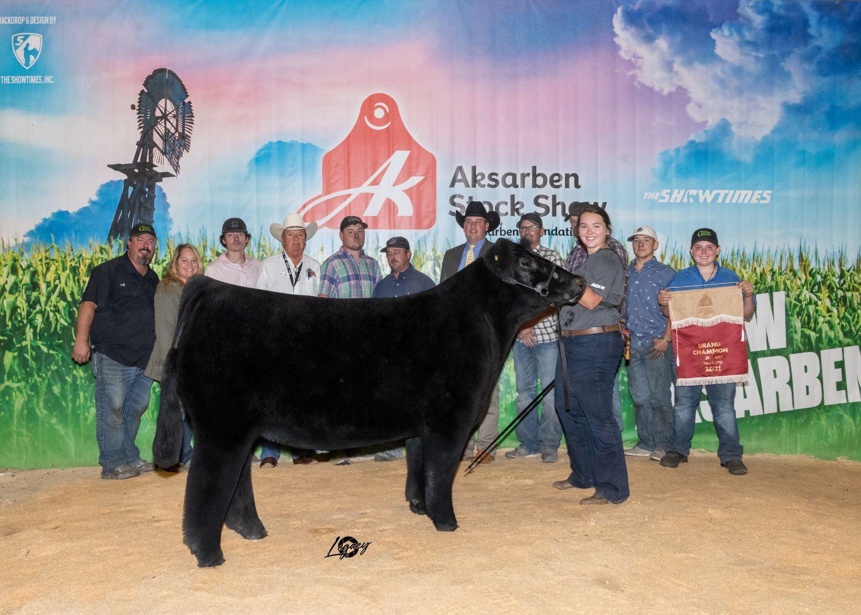 Grand Champion Market Beef