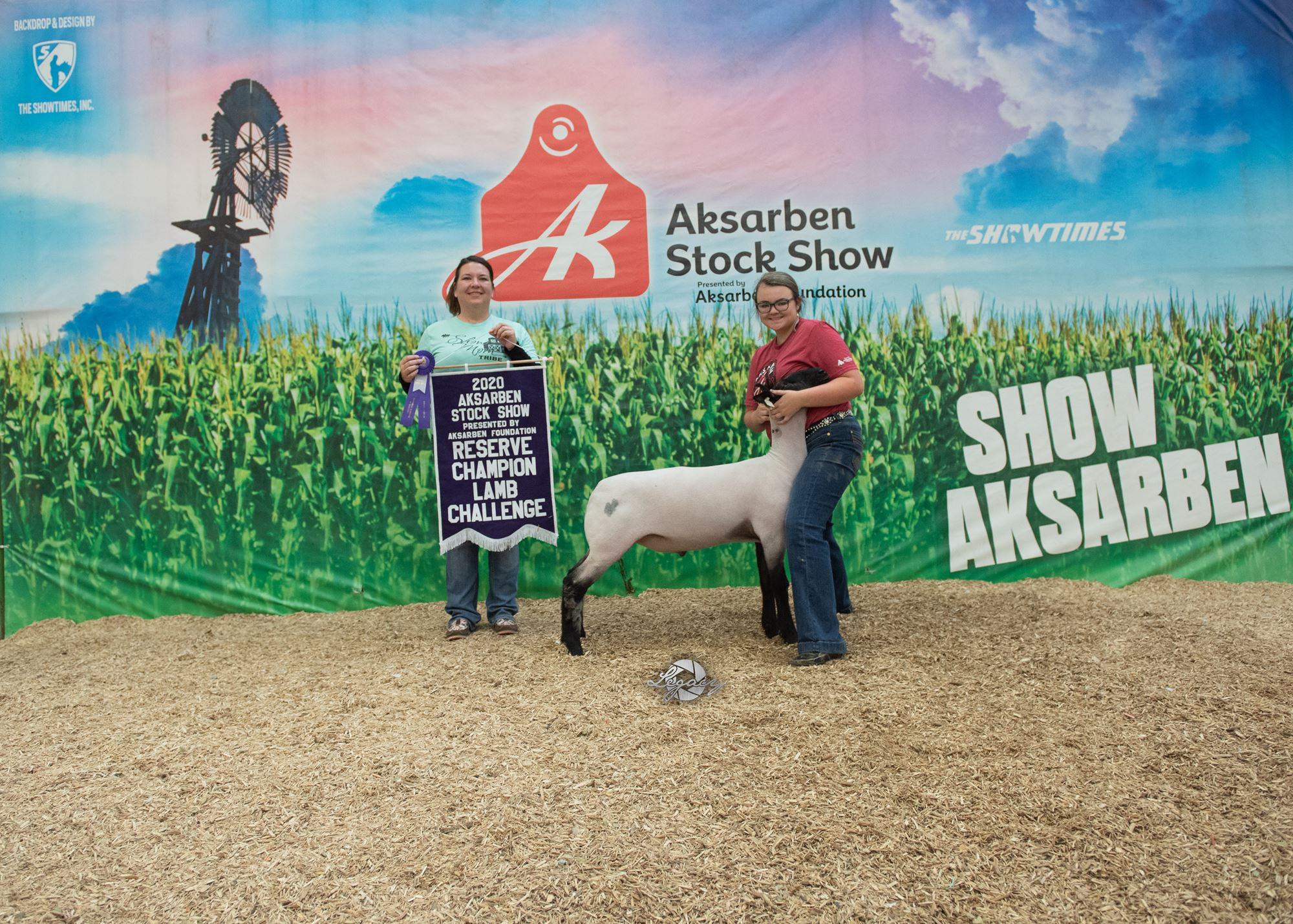 Reserve Champion Lamb Challenge