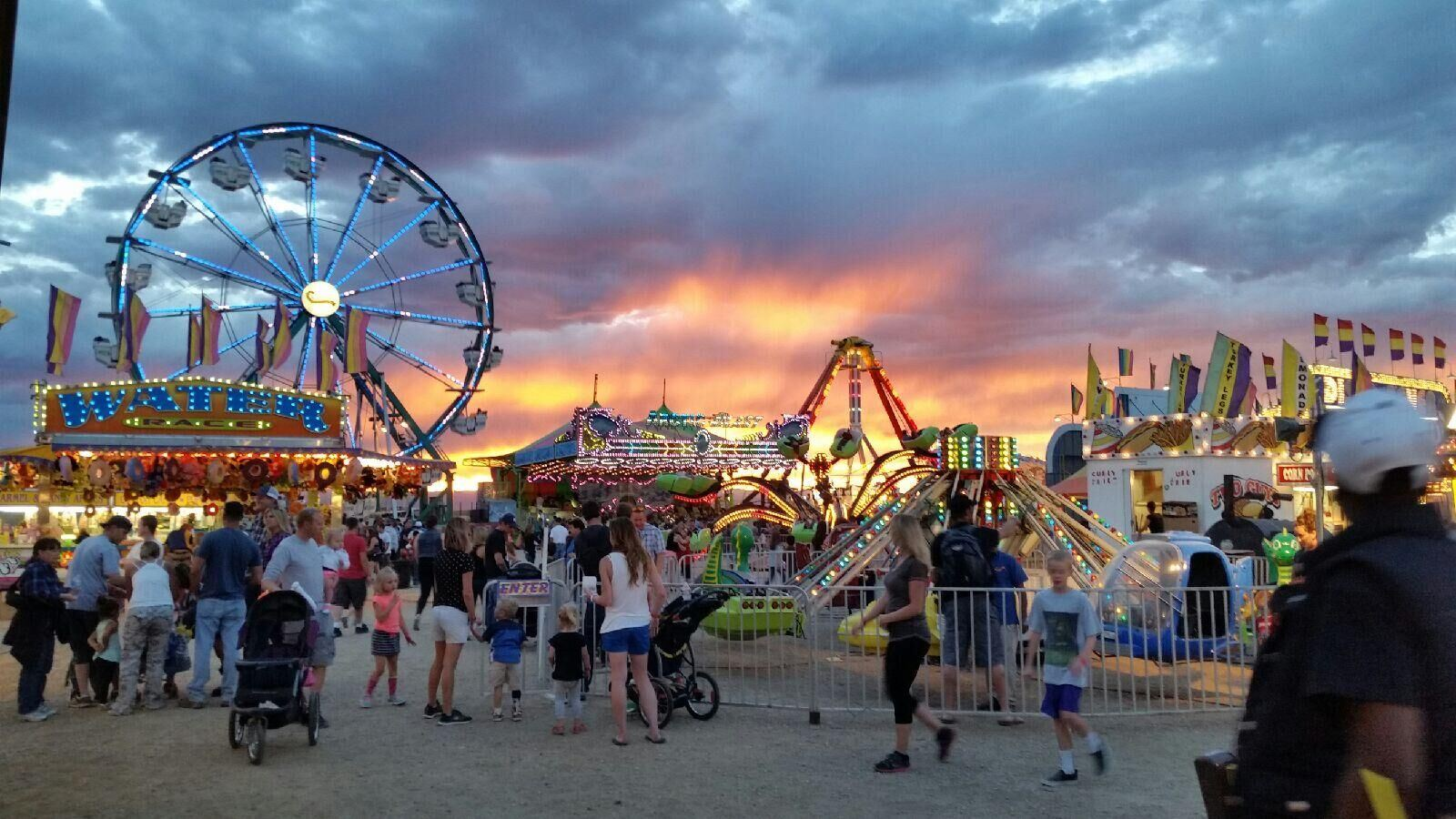 Unlimited Carnival Rides