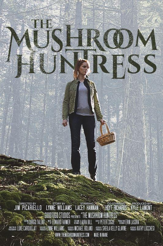The Mushroom Huntress