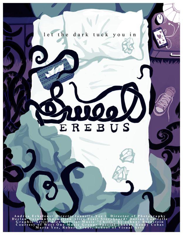 Sweet Erebus