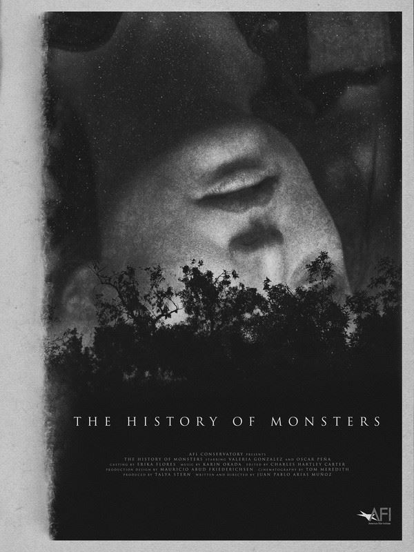 The History of Monsters
