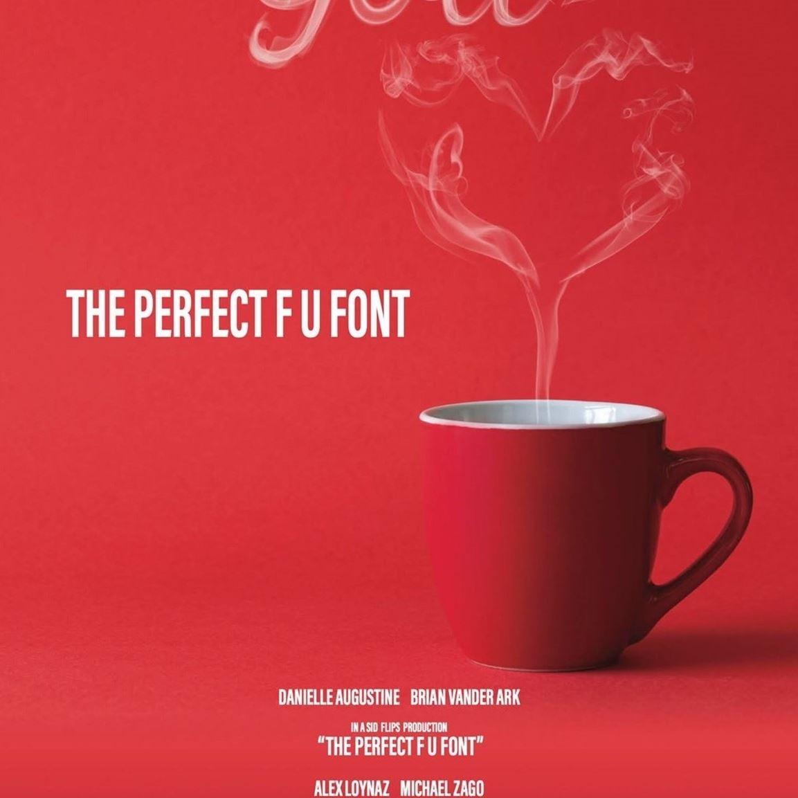 The Perfect FU Font