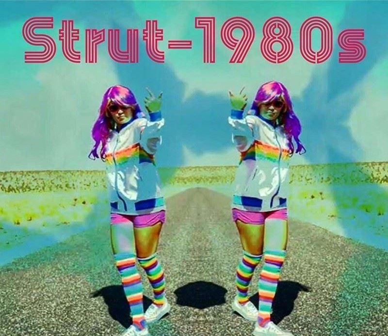 Strut - 1980s (Music Video)