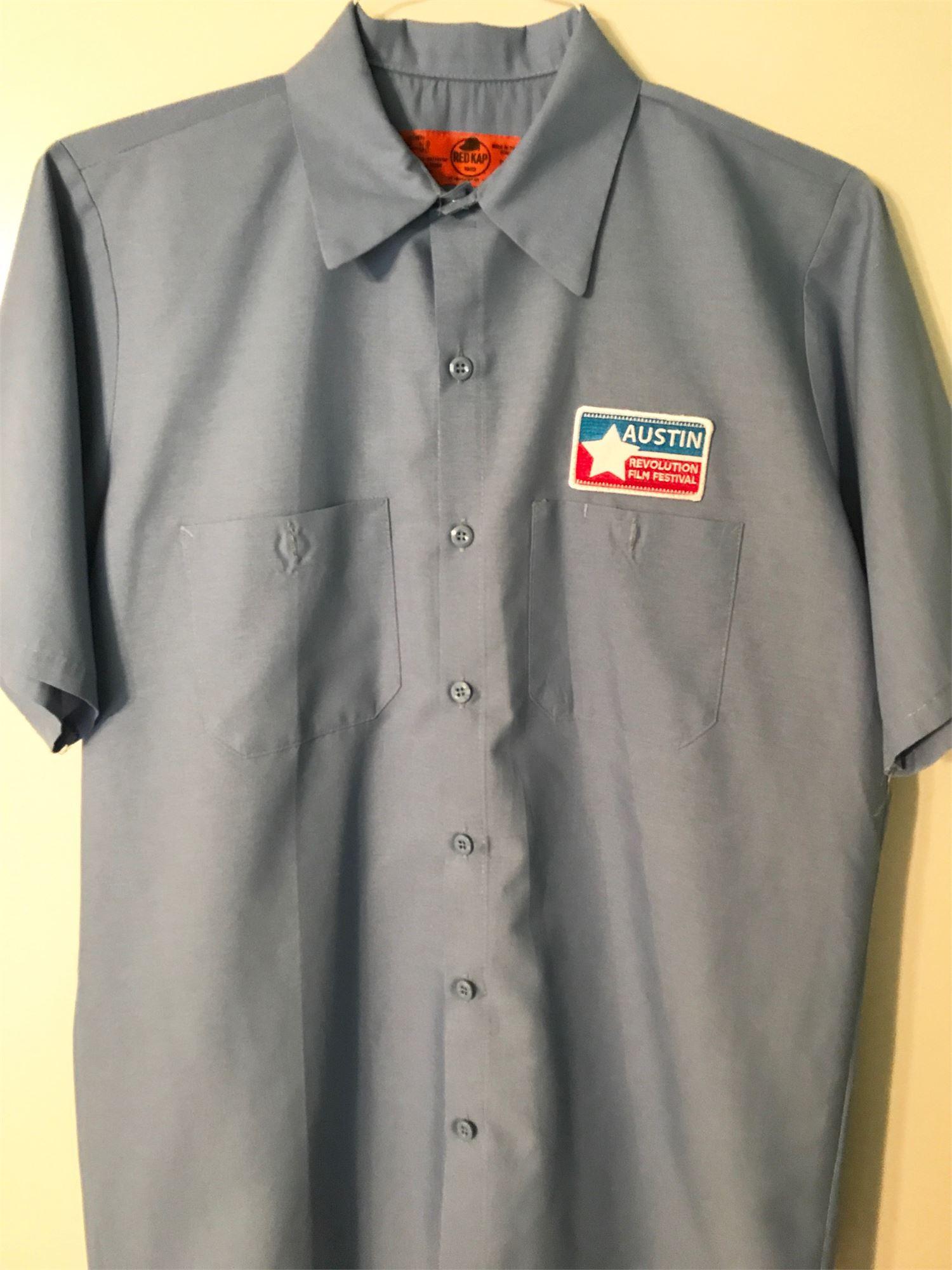 ARFF Work Shirt - Blue