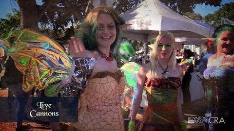7th Annual Pirate Fest & Mermaid Splash Promo