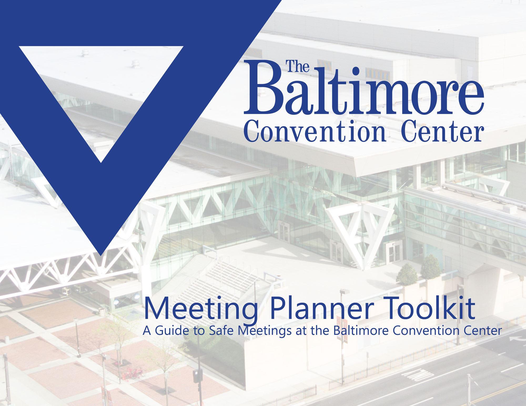 Meeting Planner Toolkit