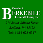 Timothy A. Berkebile Funeral Home Inc.