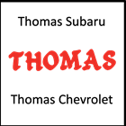 Thomas Subaru - Thomas Chevrolet