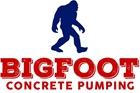 Big Foot Concrete Pumping