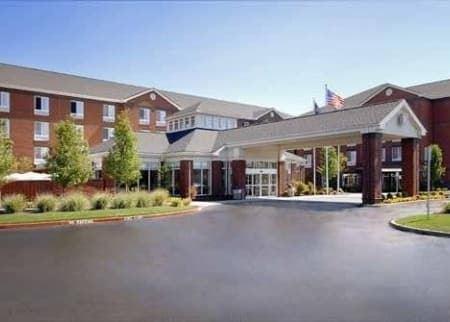 Exterior Hilton Garden Inn, Corvallis