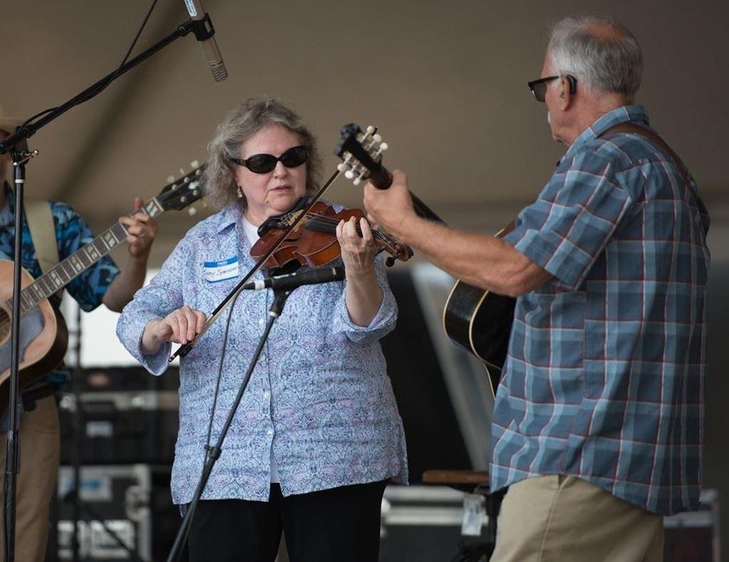 Willamette Valley Fiddle Contest
