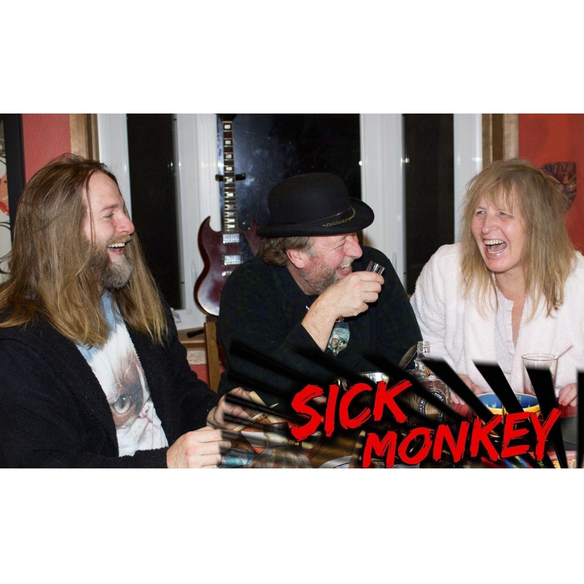 Sick Monkey