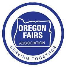 Oregon Fairs Association logo