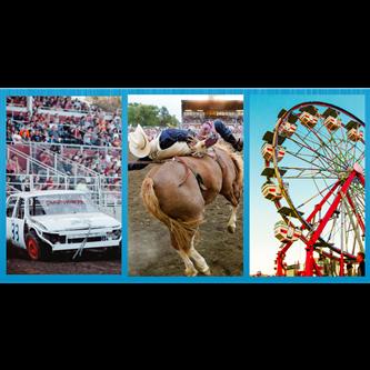 Fair photo rodeo carnival demo