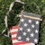 Stars and Stripes Canvas Crossbody/Shoulder Bag