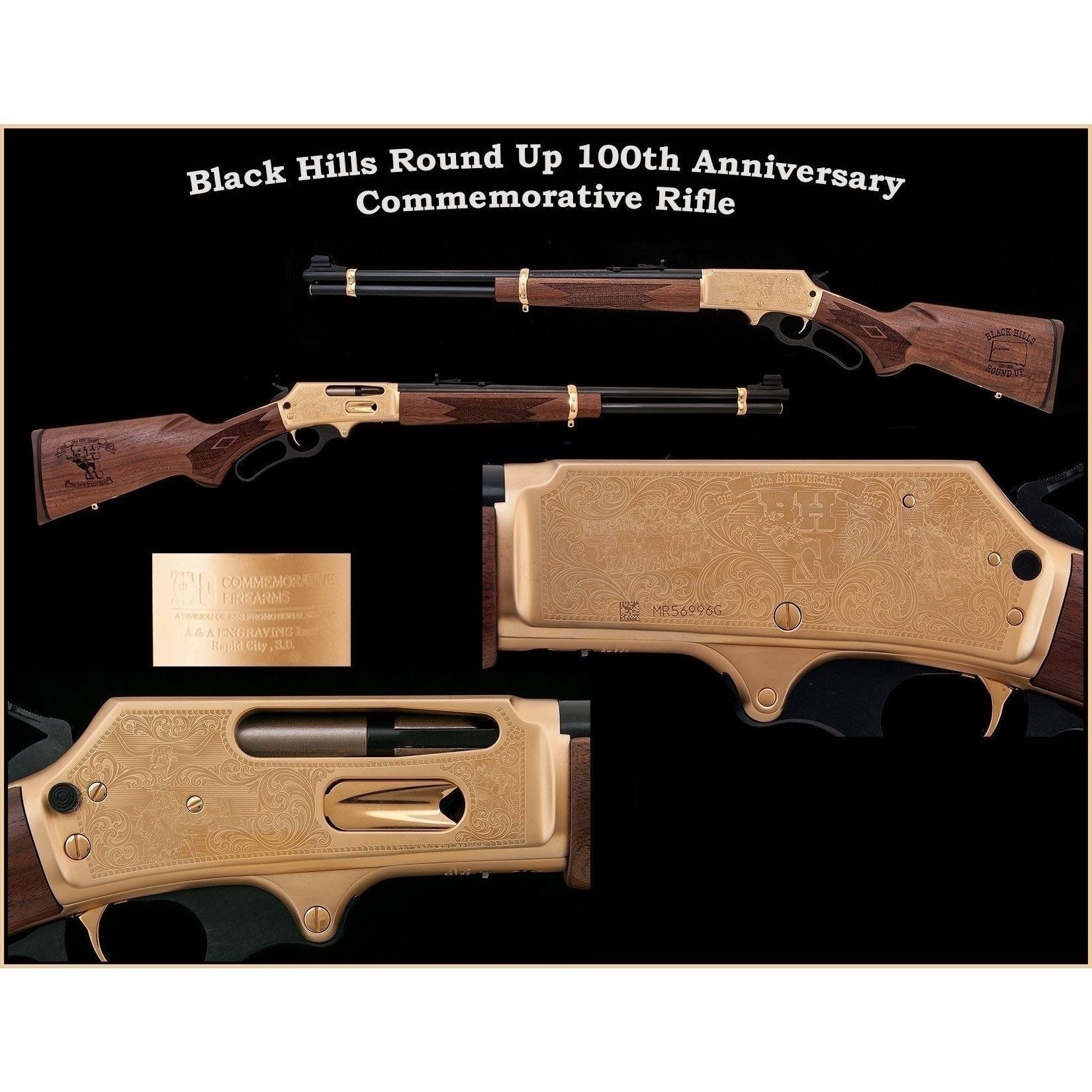 Black Hills Roundup Rifle