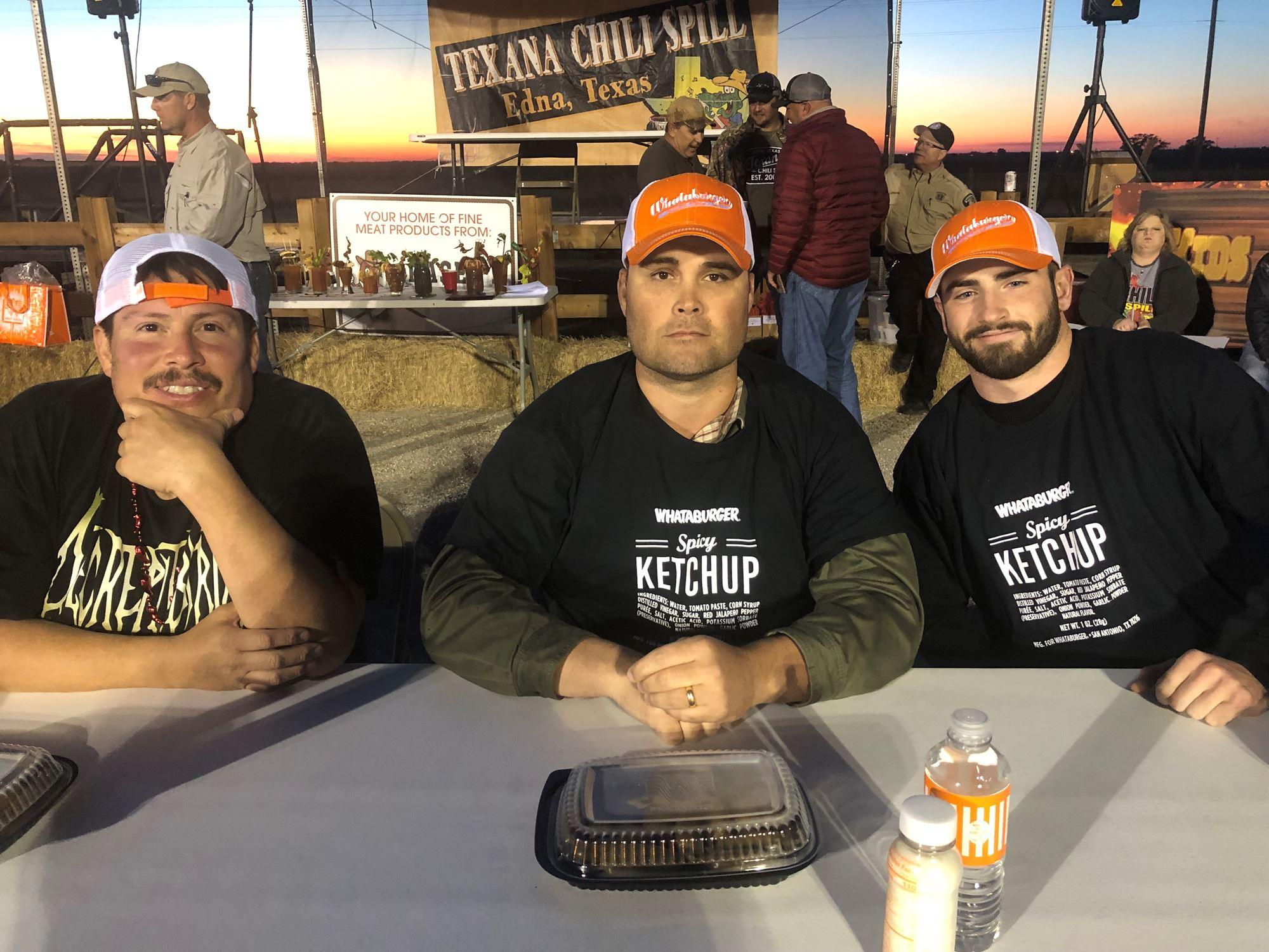 Texana Heat Jalapeno Eating Contest