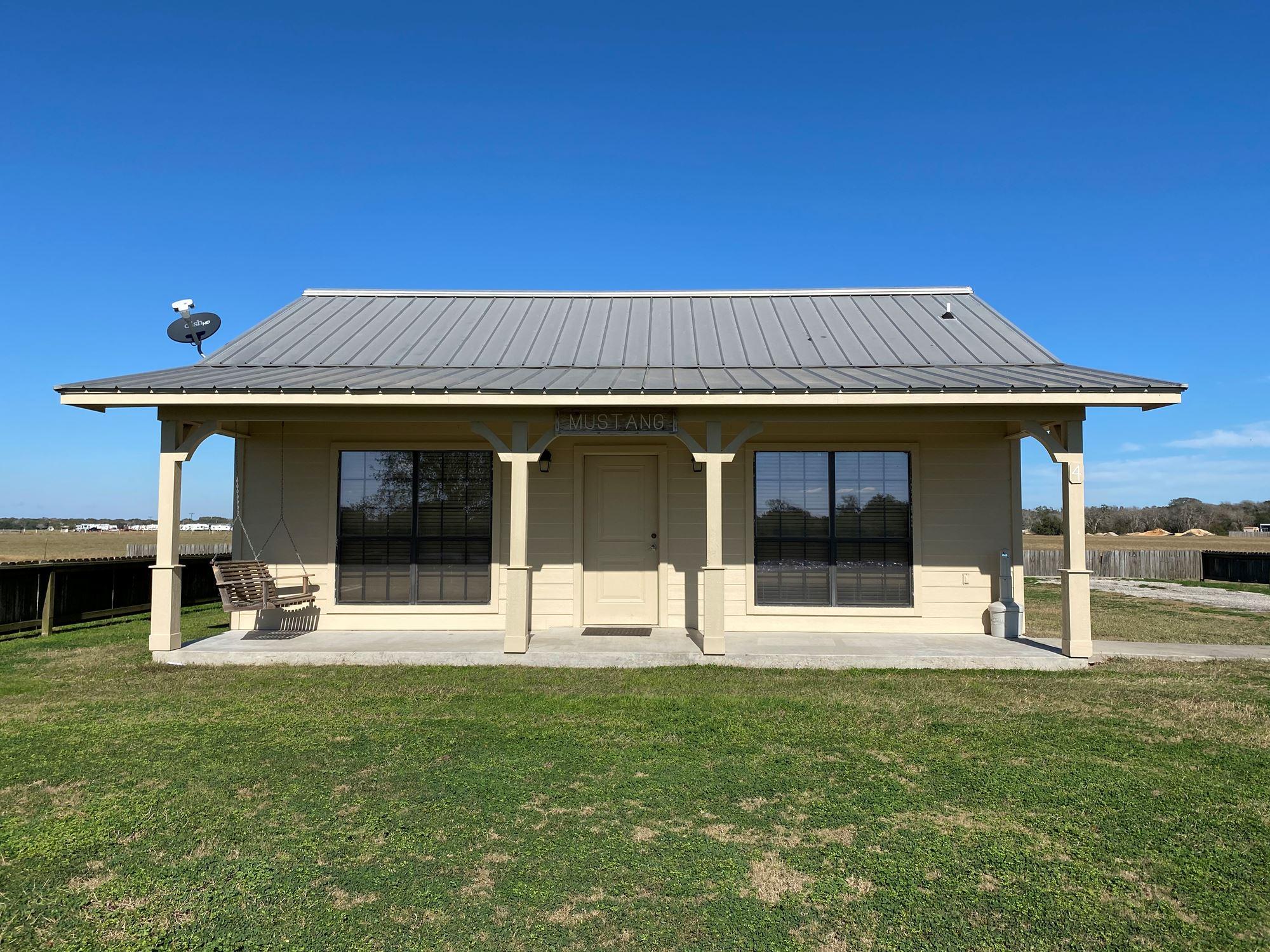 Brackenridge/Texana Cabins