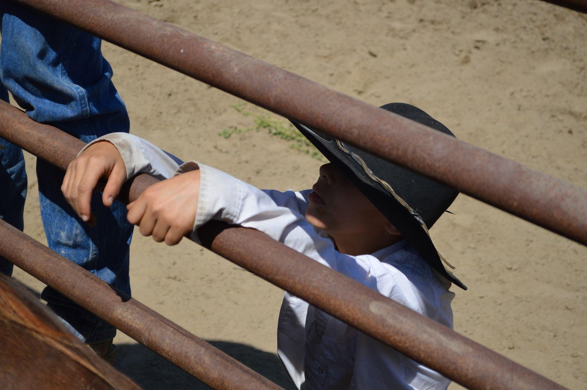 Chute & Barrel Jr. Rodeo Association