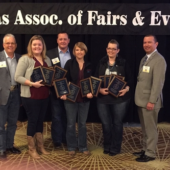 Brazos Valley Fair Receives State and International Recognition