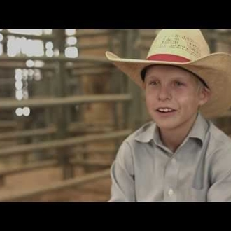 Brazos Valley Fair Mutton Bustin