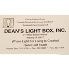 Dean's Light Box