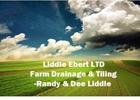 Randy Liddle Ebert LTD Farm Drainage