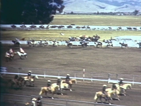 1939 Rodeo Footage