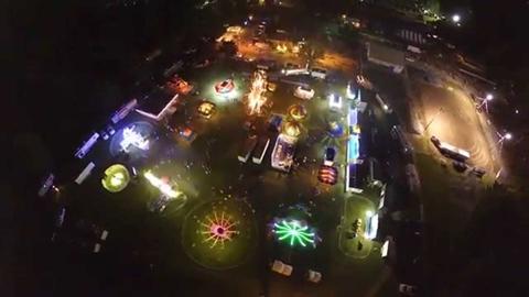 2015 Cass County Fair Carnival