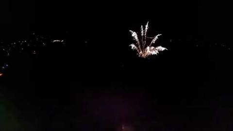 2015 Cass County Fair Fireworks