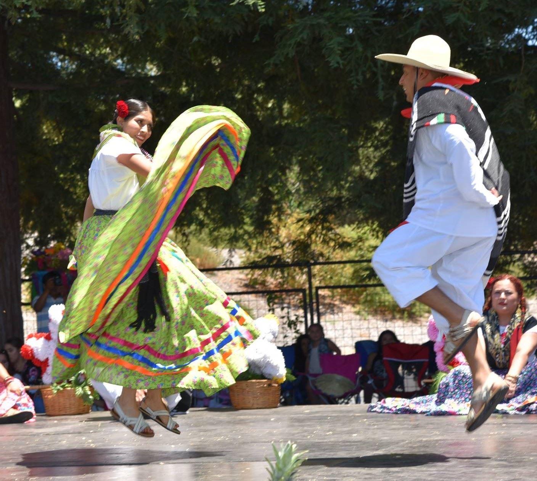Ballet Folklorico de Valle St. Helena