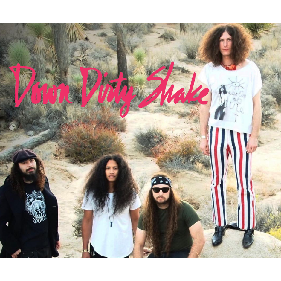 Down Dirty Shake - Headlining Saturday, May 4th