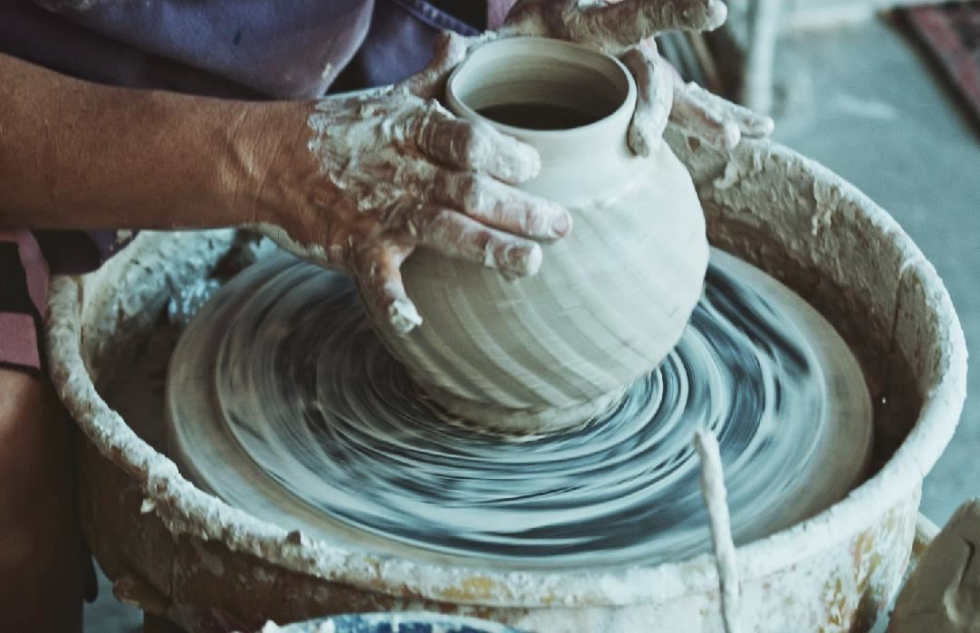 Pottery Throw-Off!