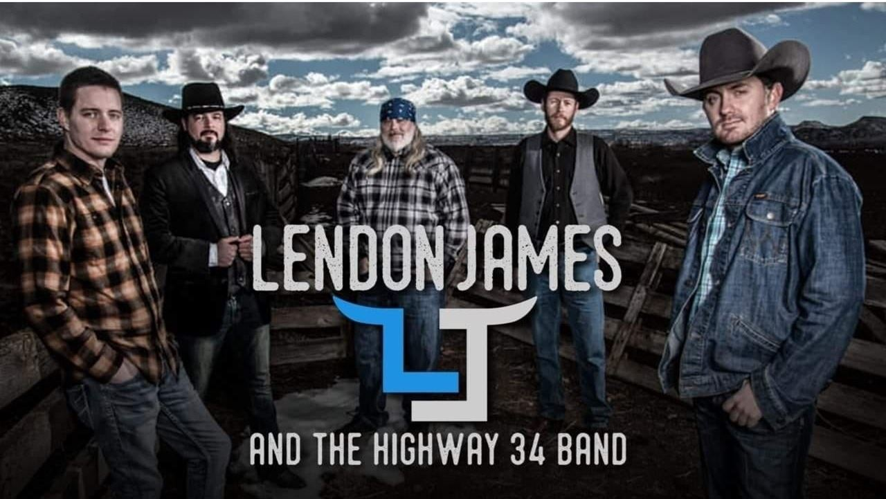 Lendon James & The Highway 34 Band